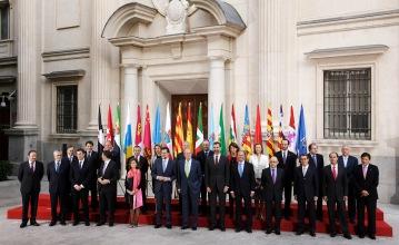 Presidentes Autonómicos 2012
